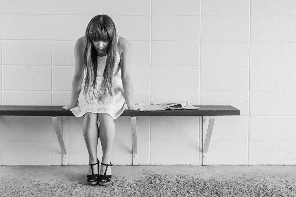 depresja smutek