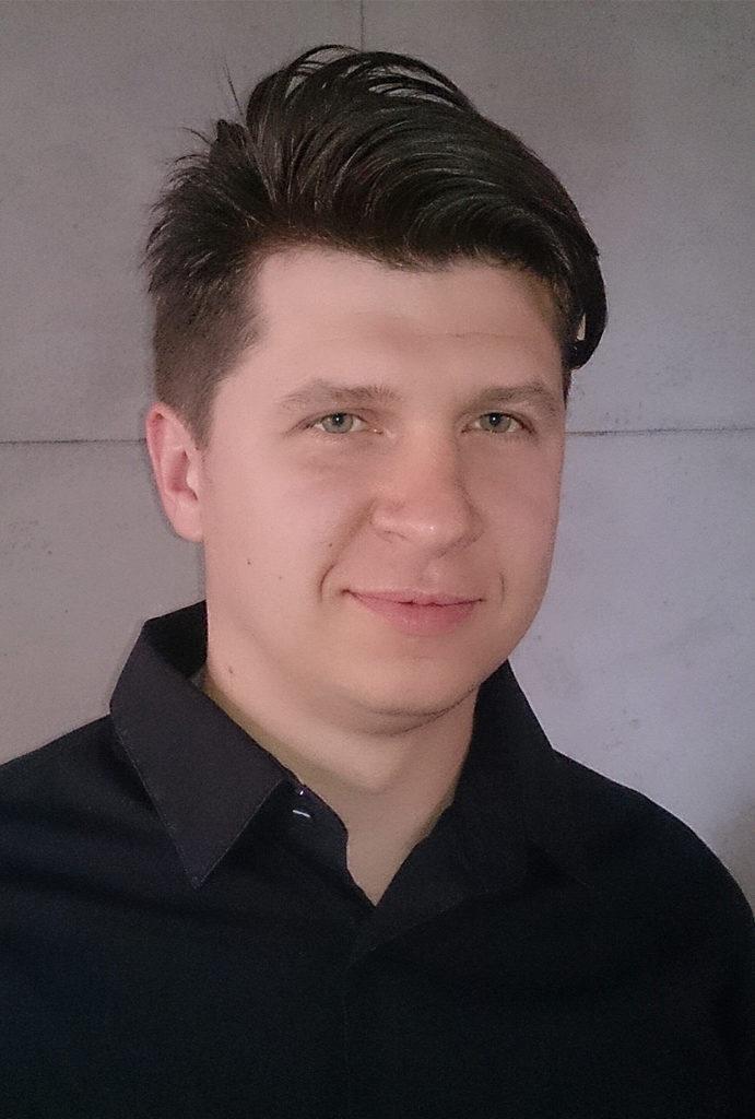 Tomasz Folusz psychoterapeuta poznawczo-behawioralny