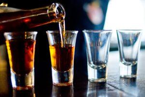 Bezpieczne picie alkoholu: porcja standardowa